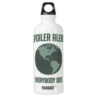 Earth Spoiler Alert: Everybody Dies SIGG Traveler 0.6L Water Bottle