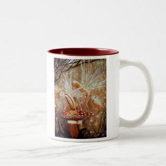 Earth Sprites - Fairy Art Mug