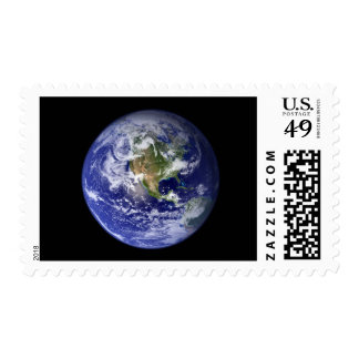 Earth Stamp