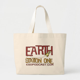 Earth Station One Tote Bag