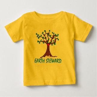 Earth Steward Baby T-Shirt
