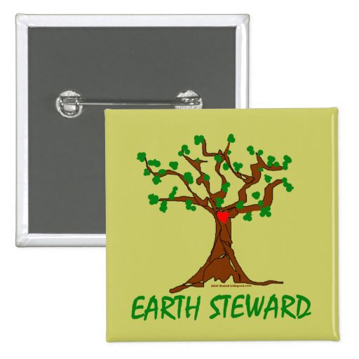 Earth Steward Pins