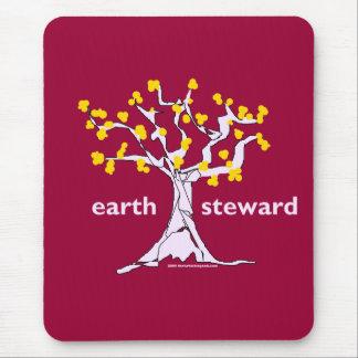 Earth Steward Mouse Pad