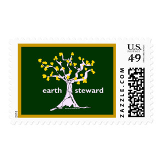 Earth Steward Postage