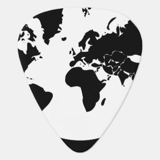 Earth / Strandard, Grove Allman, GuitarPicks Guitar Pick