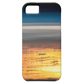 Earth sunset from the International Space Station iPhone SE/5/5s Case