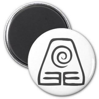 Earth Symbol Magnet