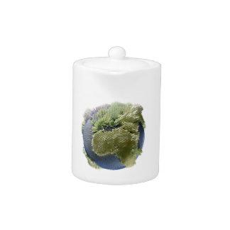Earth Teapot