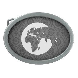 Earth Terras Minimal Belt Buckles