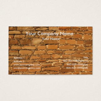 Earth Texture Business Cards