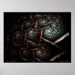 EARTH TEXTURE Genuine Fractal Print