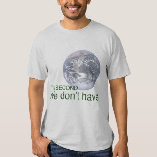 Earth, the Second T Shirts