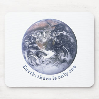 Earth: There Is Only One Mouse Pad