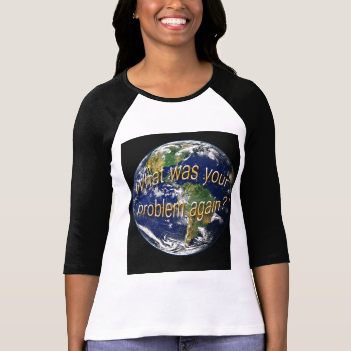 Earth Thought Shirt Womens