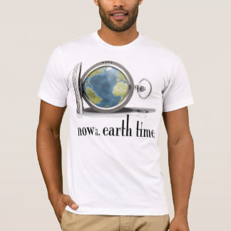 Earth Time T-Shirt