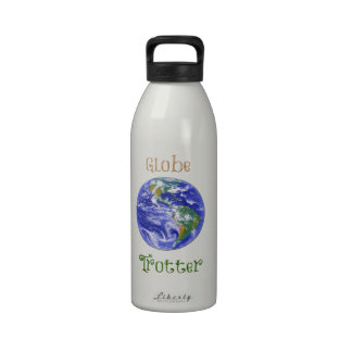 Earth to trot water bottles