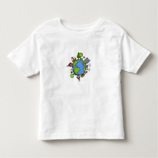 earth toddler t-shirt