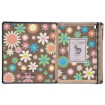Earth Tone Floral DODO iPad Case