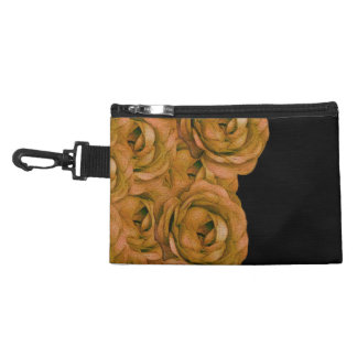 Earth Tone Roses Accessories Bags