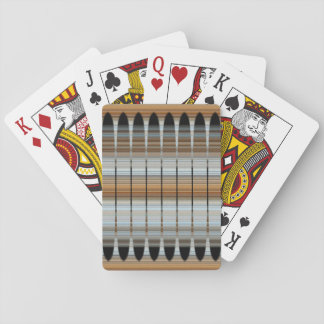 Earth Tones Peruvian Array Classic Playing Cards