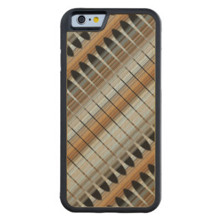 Earth Tones Peruvian Array iPhone 6 Wood Case Carved® Maple iPhone 6 Bumper Case