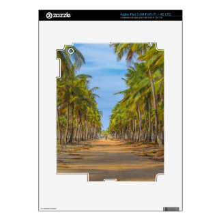 Earth Topical Road Porto Galinhas Brazil Decal For iPad 3