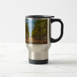 Earth Topical Road Porto Galinhas Brazil Travel Mug