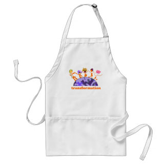 Earth Transformation Adult Apron