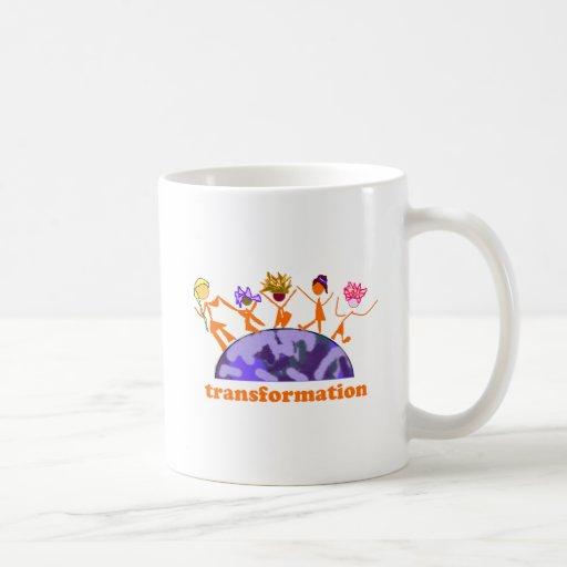 Earth Transformation Coffee Mug