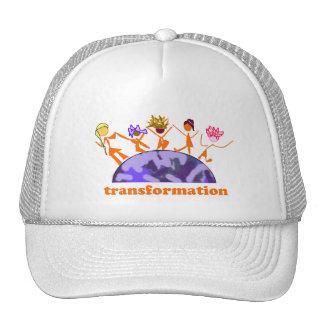 Earth Transformation Trucker Hat