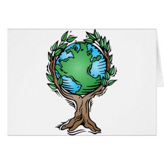 earth tree cards