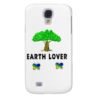 Earth Tree Lover Samsung Galaxy S4 Cases