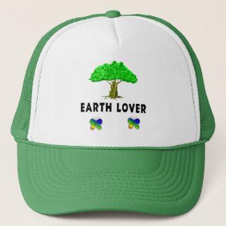Earth Tree Lover Trucker Hat
