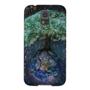 Earth Tree of Life Case For Galaxy S5 (<em>$26.35</em>)