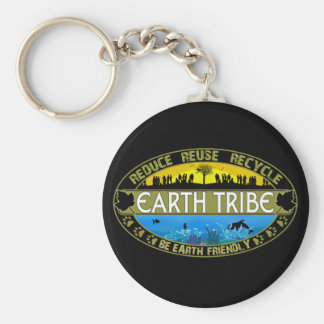 Earth Tribe Keychains