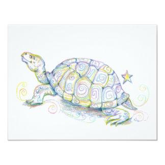 Earth Turtle Card