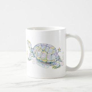 Earth Turtle Coffee Mug
