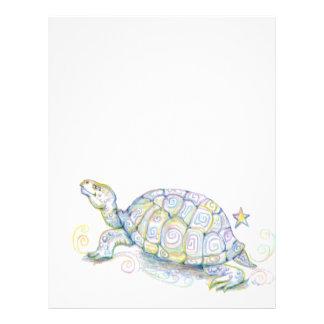 Earth Turtle Letterhead