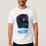Earth Under Attack T Shirts