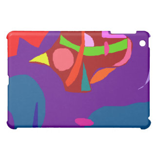 Earth Underground Magma Rock Water Retention Case For The iPad Mini
