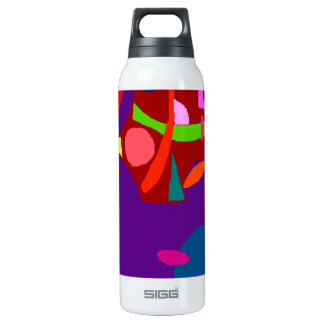 Earth Underground Magma Rock Water Retention SIGG Thermo 0.5L Insulated Bottle