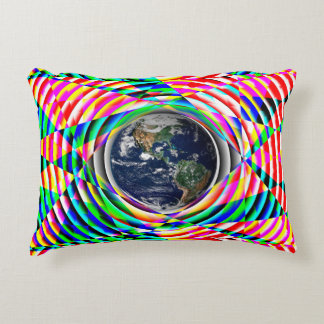Earth Vibes Accent Pillow