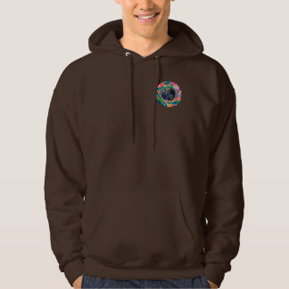 Earth Vibes by Kenneth Yoncich Hoodie