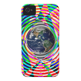 Earth Vibes by Kenneth Yoncich iPhone 4 Cover