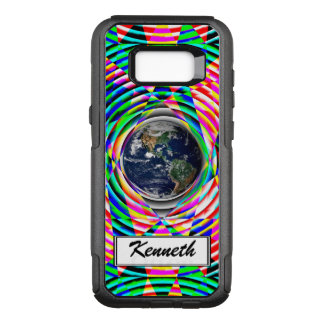 Earth Vibes by Kenneth Yoncich OtterBox Commuter Samsung Galaxy S8+ Case