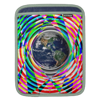 Earth Vibes by Kenneth Yoncich Sleeve For iPads