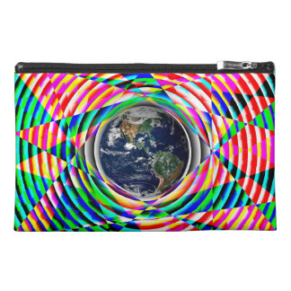 Earth Vibes by Kenneth Yoncich Travel Accessories Bag