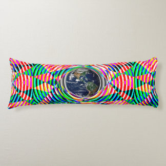 Earth Vibes (H) Body Pillow