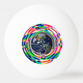 Earth Vibes Ping Pong Ball