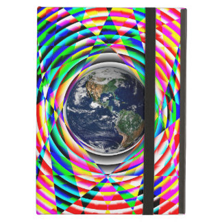 Earth Vibes iPad Air Case